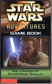 Star Wars Adventures Game Book 2: The Cavern of Screaming Skulls
