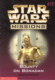 Star Wars Missions 19: Bounty on Bonadan