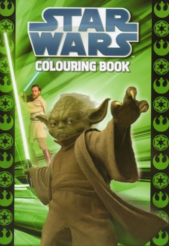 Star Wars: Colouring Book (Prequels)