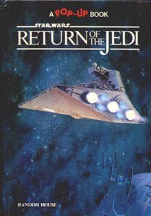 Star Wars: Return of the Jedi pop-up book
