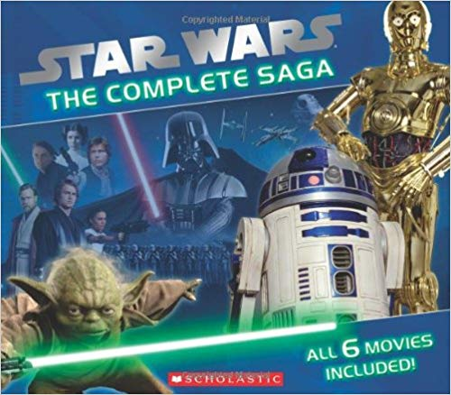 Star Wars: The Complete Saga