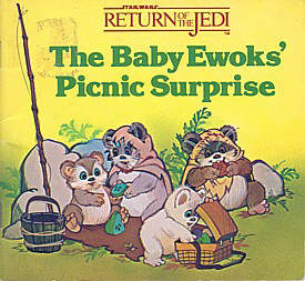 The Baby Ewoks' Picnic Surprise