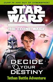 The Clone Wars: Decide Your Destiny: Tethan Battle Adventure