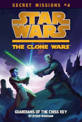 The Clone Wars: Secret Missions 4: Guardians of the Chiss Key