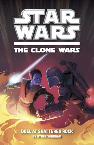 The Clone Wars: Secret Missions 3: Duel at Shattered Rock