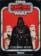 The Empire Strikes Back Coloring Book (1982)