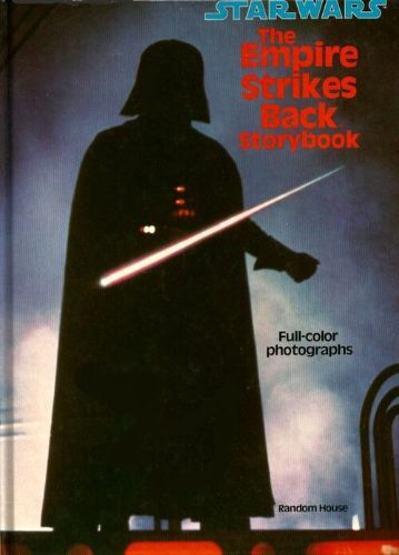 The Empire Strikes Back Storybook