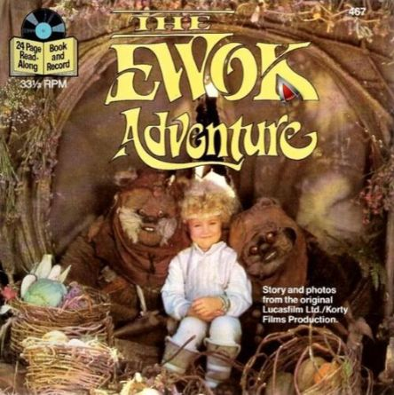 The Ewok Adventure (Caravan of Courage)