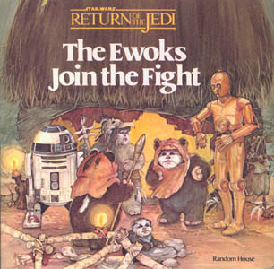 The Ewoks Join the Fight