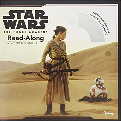 The Force Awakens Read-Along Storybook