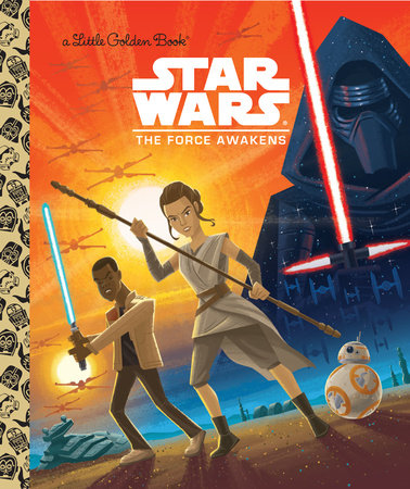 The Force Awakens (Golden Book)