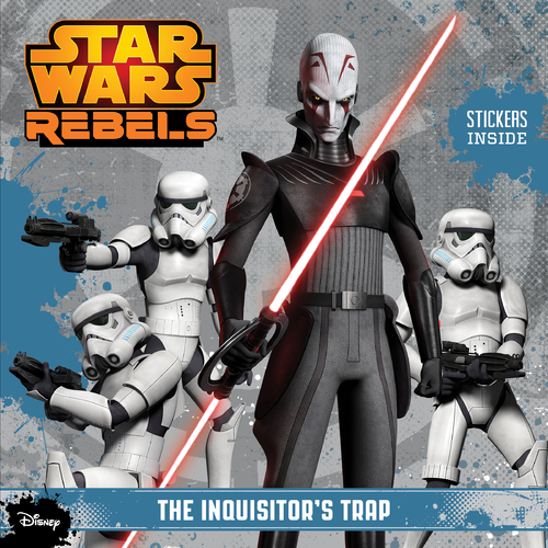 Rebels: The Inquisitor's Trap