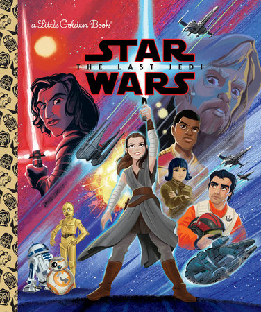 The Last Jedi (Golden Book)