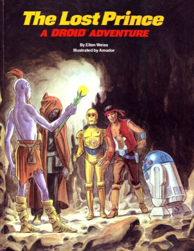 The Lost Prince: A Droid Adventure