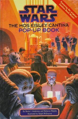 The Mos Eisley Cantina Pop-Up Book