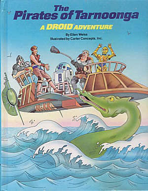 The Pirates of Tarnoonga: A Droid Adventure