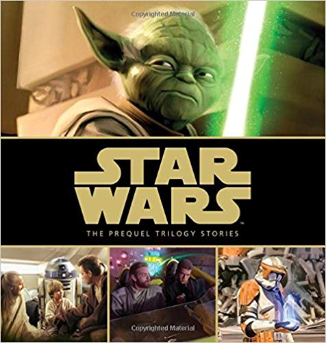 The Prequel Trilogy Stories