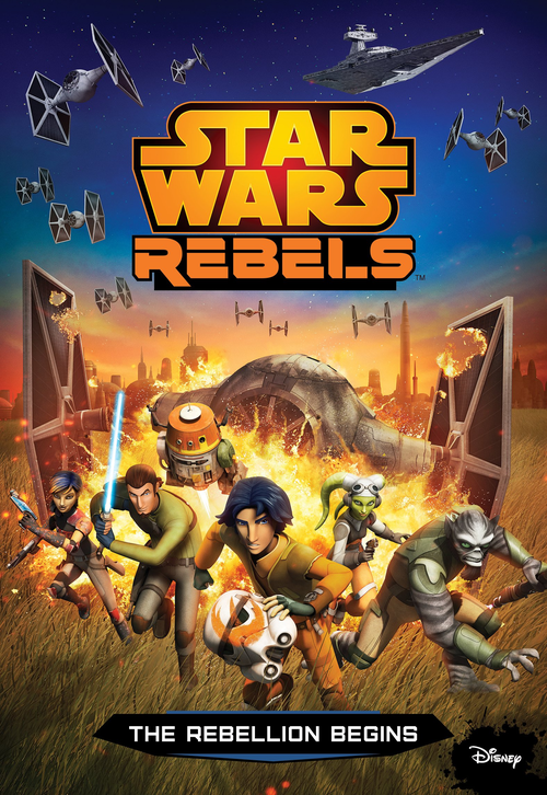 Rebels: The Rebellion Begins