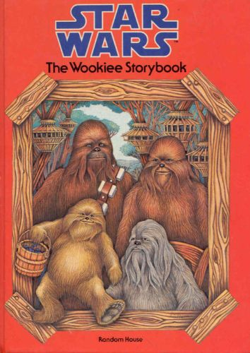 The Wookiee Storybook