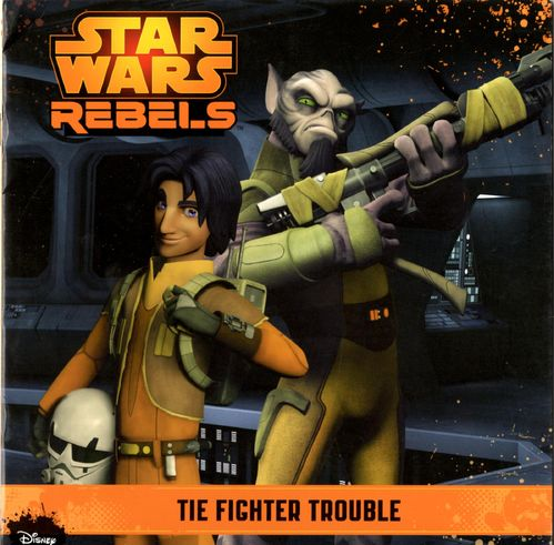 Rebels: TIE Fighter Trouble