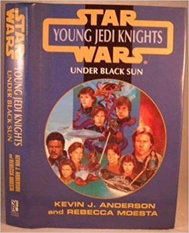 Under Black Sun (Young Jedi Knights #12-14)
