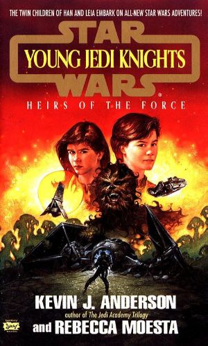 Young Jedi Knights #1: Heirs of the Force