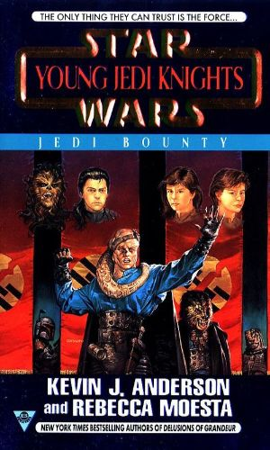 Young Jedi Knights #10: Jedi Bounty