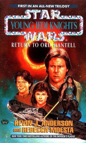 Young Jedi Knights #12: Return to Ord Mantell