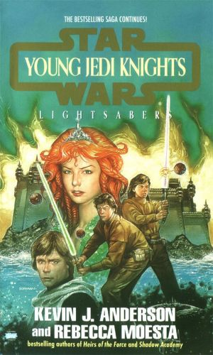 Young Jedi Knights #4: Lightsabers