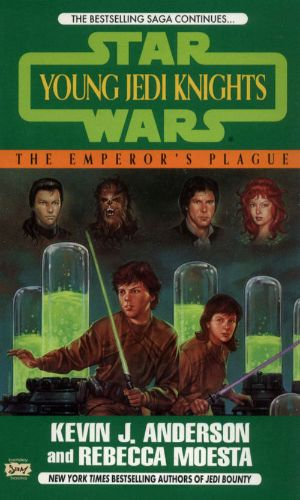 Young Jedi Knights #11: The Emperor's Plague