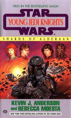 Young Jedi Knights #7: Shards of Alderaan