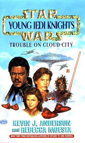 Young Jedi Knights #13: Trouble on Cloud City
