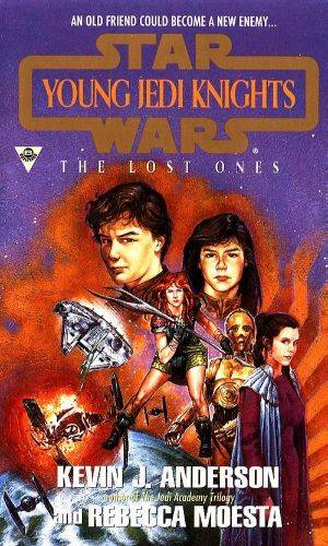 Young Jedi Knights #3: The Lost Ones