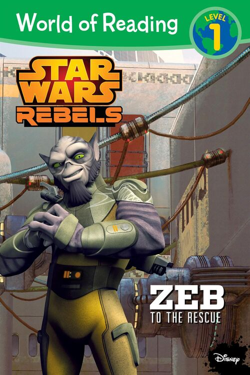 Rebels: Zeb to the Rescue