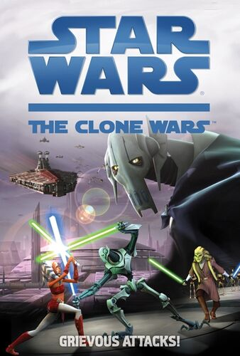 The Clone Wars: Grievous Attacks!