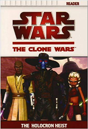 The Clone Wars: The Holocron Heist