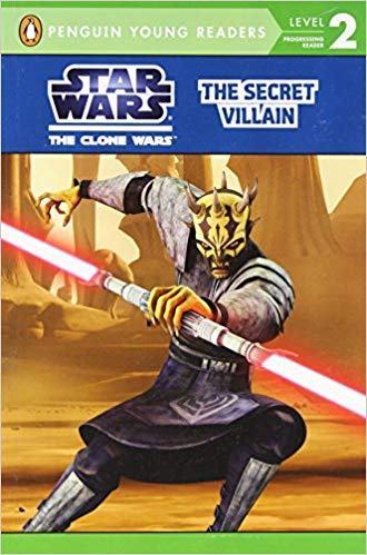 The Clone Wars: The Secret Villain