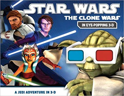 The Clone Wars: A Jedi Adventure in 3D