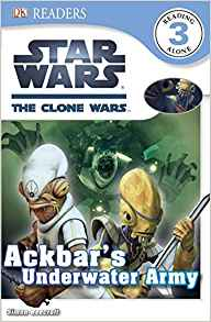 The Clone Wars: Ackbar's Underwater Army