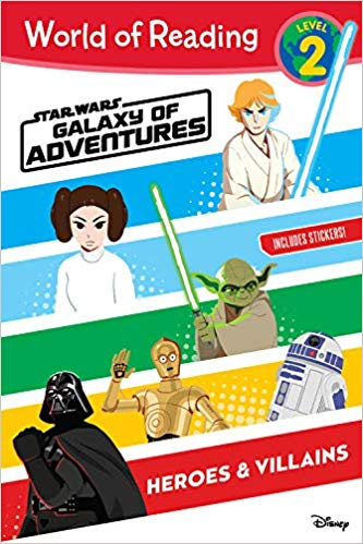 Galaxy Of Adventures: Heroes & Villains