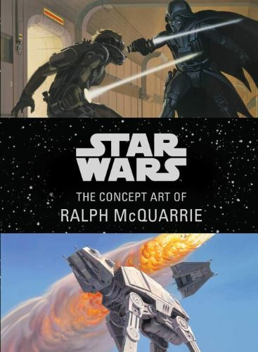The Concept Art of Ralph McQuarrie Mini Book