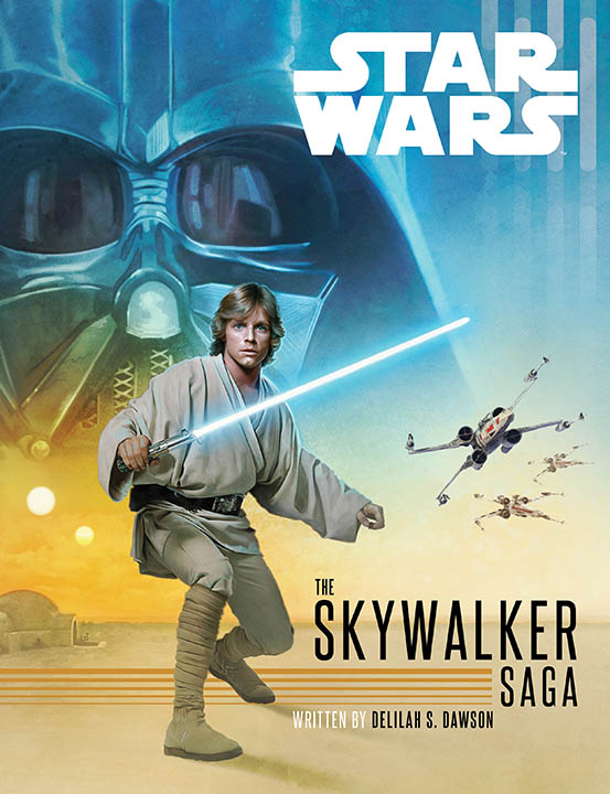 The Skywalker Saga Cover