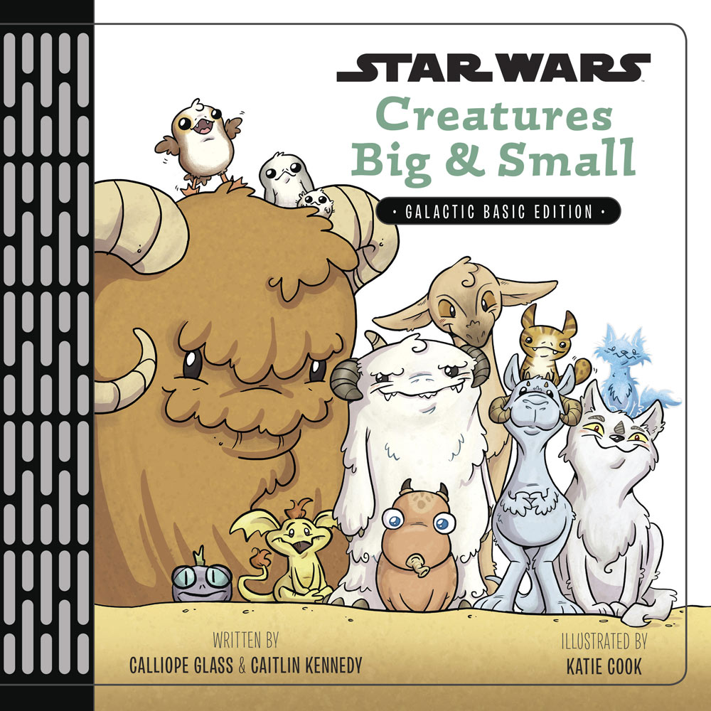 Star Wars Creatures Big & Small Cover