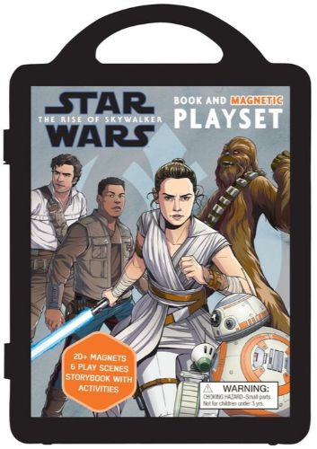 The Rise of Skywalker Magnetic Playset