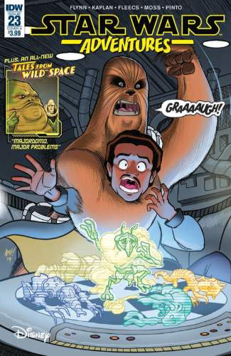 Star Wars Adventures 23