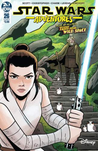 Star Wars Adventures 26