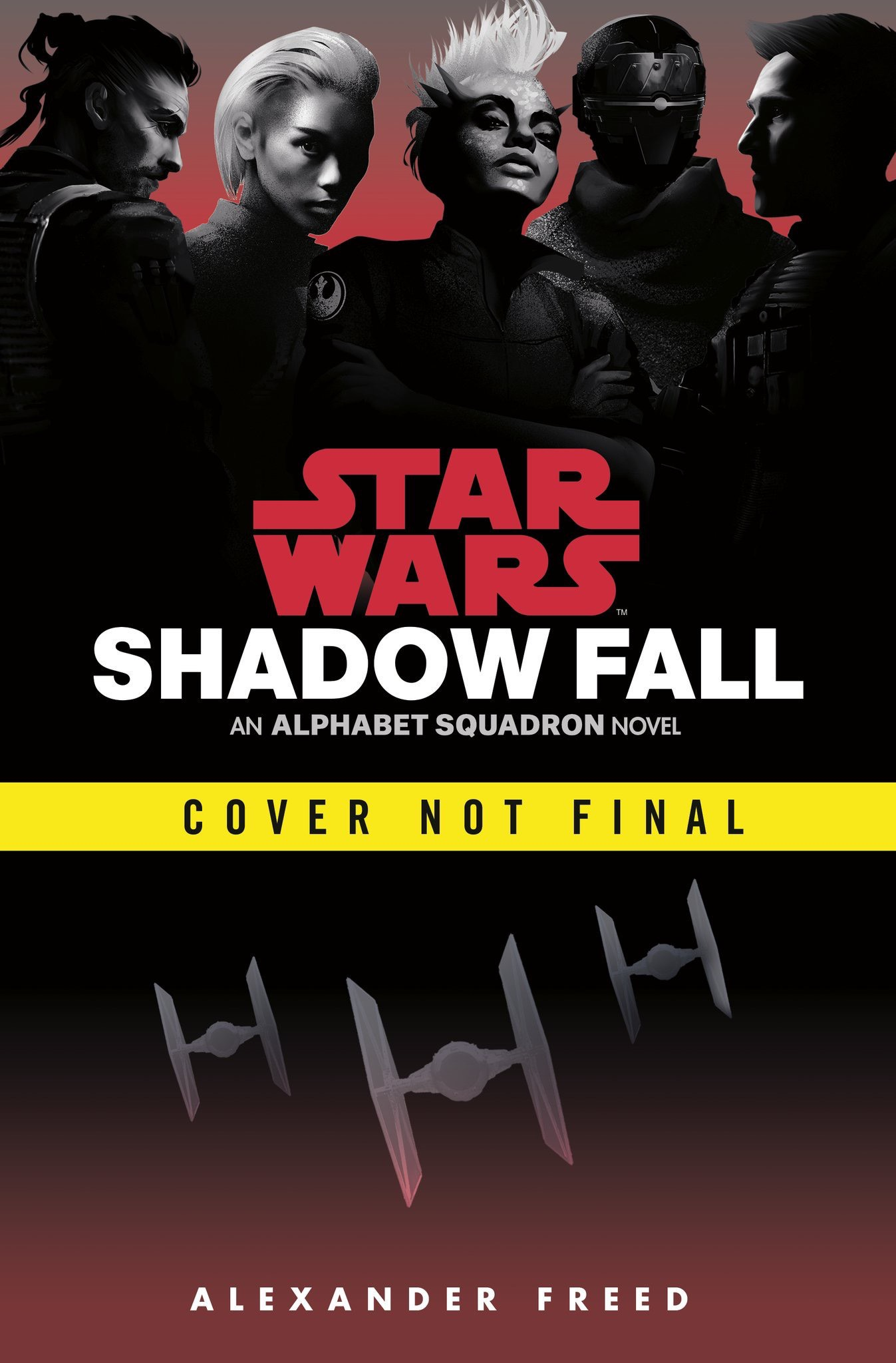 Shadow Fall Preliminary Cover