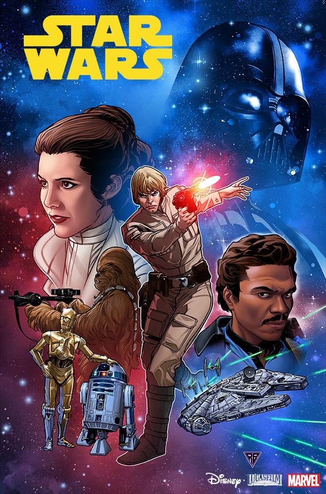 Charles Soule's new Star Wars #1