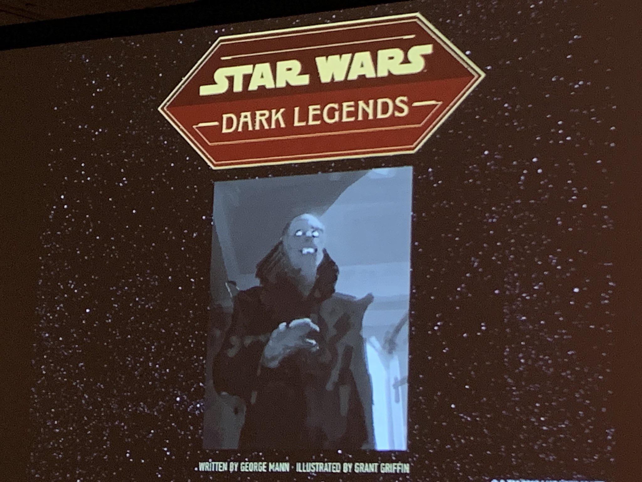 Star Wars Dark Legends Announcement