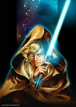 The Legends Of Luke Skywalker - Manga